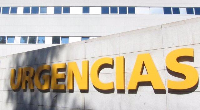 Urgencias del Hospital Reina Sofía de Murcia