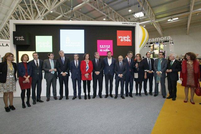 Inauguración de Intur
