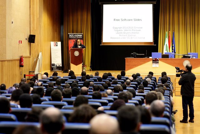 III Congreso Sec Admin celebrado en Sevilla