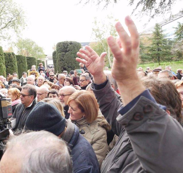 Inauguración de la Quinta de Torre Arias