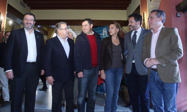 Clausura de la IV Escuela de Otoño del PP de Sevilla