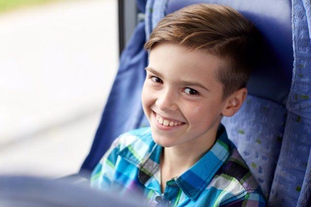 Cómo evitar accidentes en el autobús escolar