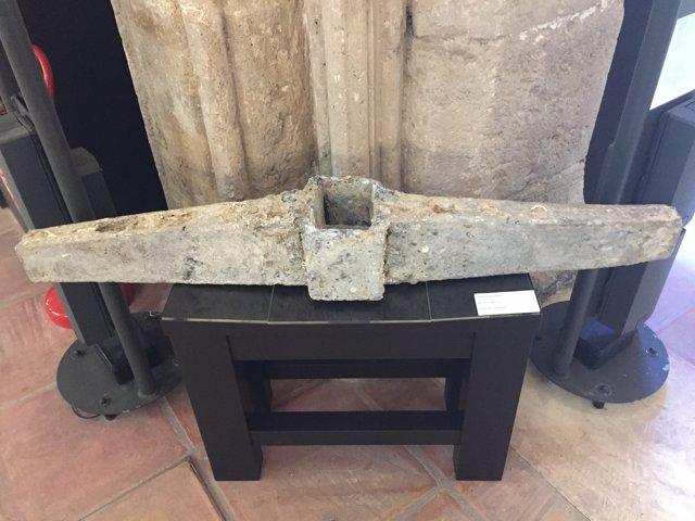 Nuevas piezas expuestas en el Museo del Castillo de Cullera