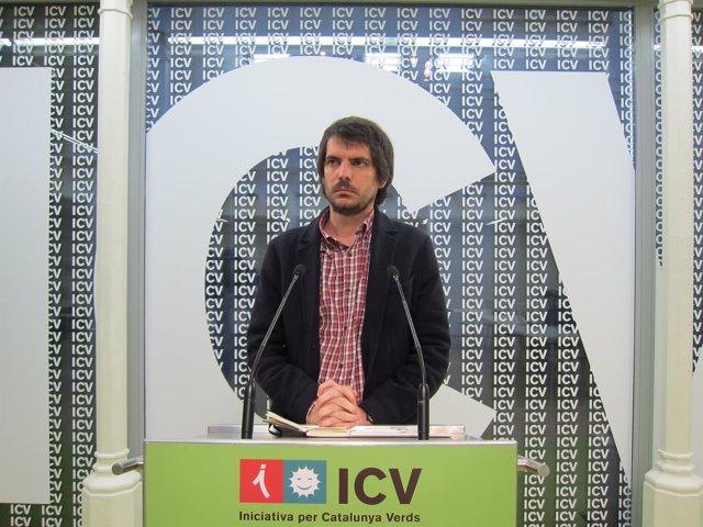 Ernest Urtasun, ICV