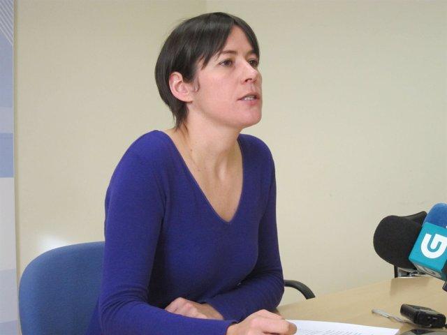 La nacionalista Ana Pontón