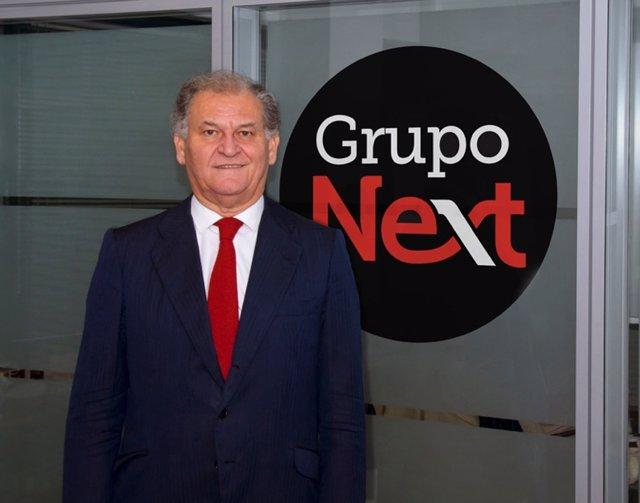 Manuel Machado, expresidente de Ford España