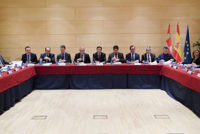 Reunión del Consejo de Políticas Demográficos