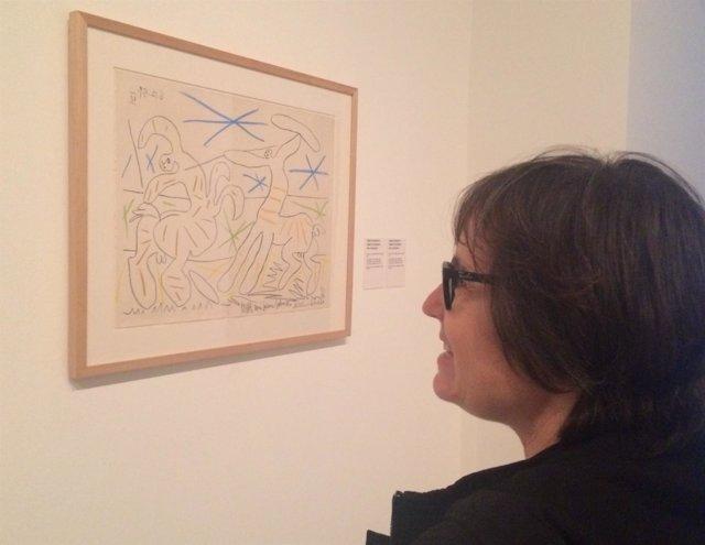 Exposición 'Mitologías' en el Museu Picasso de Barcelona