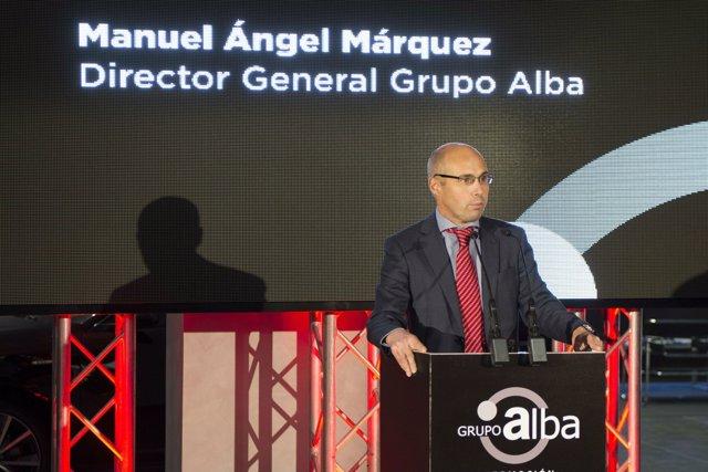 Manuel Ángel Márquez, director general de Grupo Alba