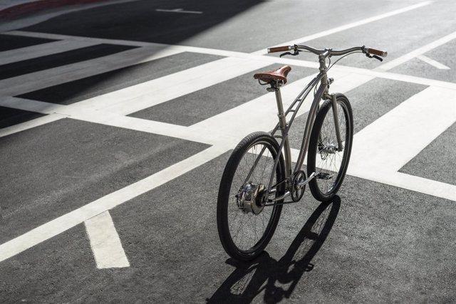 Bicicleta eléctrica  Budnitz