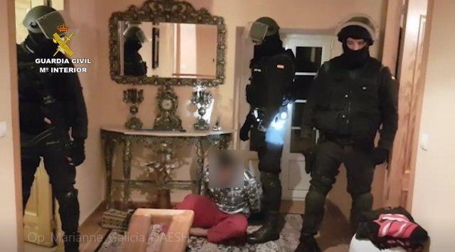 Dos detenidos en La Coruña por yihadismo