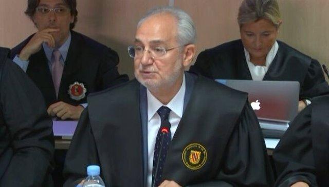 Lluís Segura, abogado de Baleares en Nóos