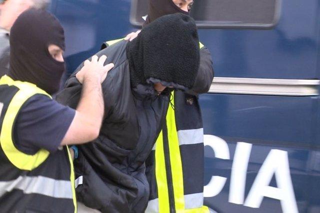 Yihadista detenido en San Sebastián