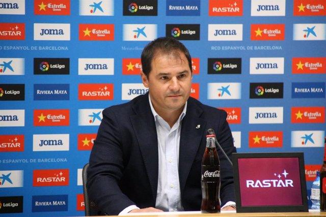 Jordi Lardín RCD Espanyol