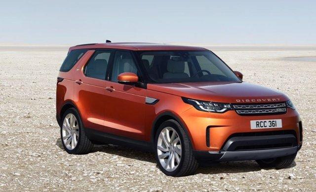 Nuevo Discovery de Land Rover