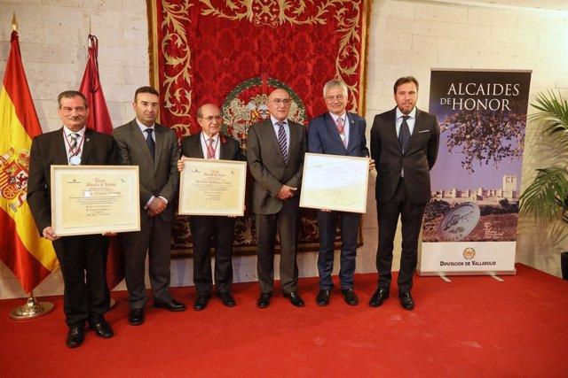Alcaides del Museo Provincial del Vino de Valladolid