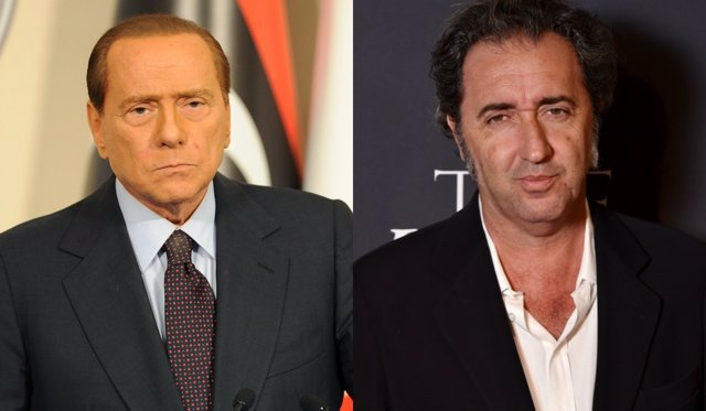 Berlusconi y Sorrentino