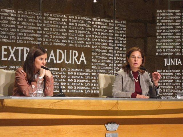 Isabel Gil Rosiña y Pilar Blanco-Morales