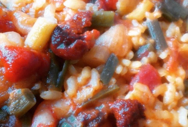 Imagen de un arroz del restaurante Casa Jaime