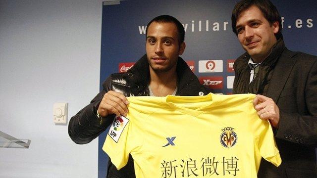 Alejandro Martinuccio Se Presenta Con El Villarreal