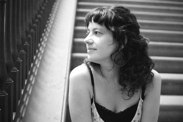 La escritora Laia Aguilar