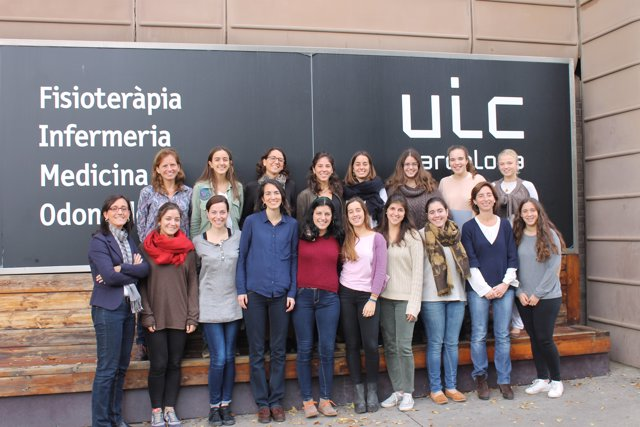 Estudiantes de UIC Barcelona