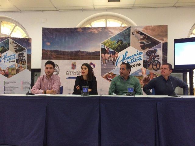 La Ultra Maratón 'Costa de Almería' celebra su segunda edición el día 10.