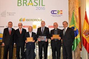 Luis Gallego, Presidente de Iberia, premio Empresario del Año