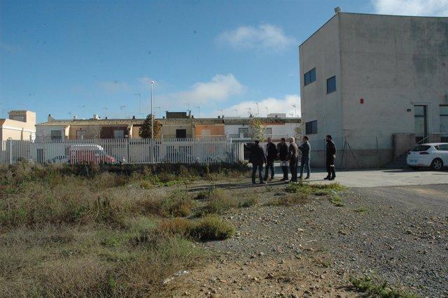 Terrenos ofrecidos por Los Palacios.
