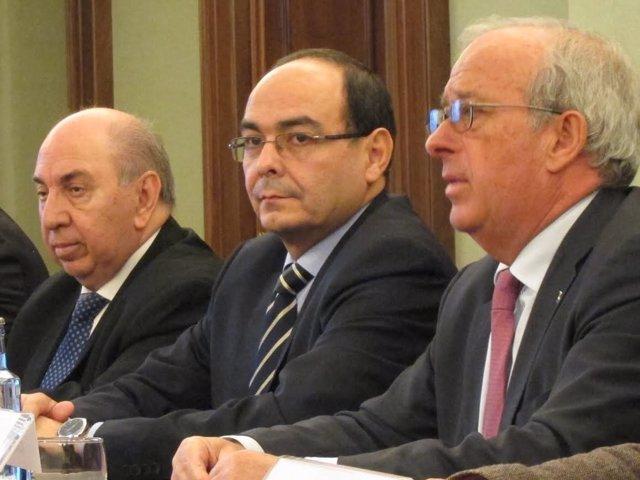 Encuentro empresarial con el embajador de Paraguay en España, Antonio Rivas