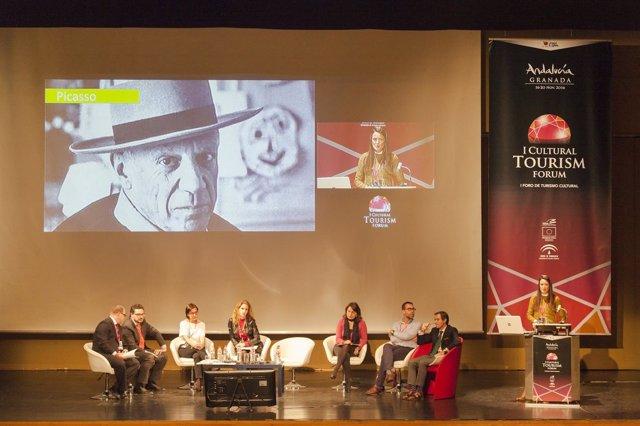 Costa del Sol participa en el foro turismo cultural en Granada