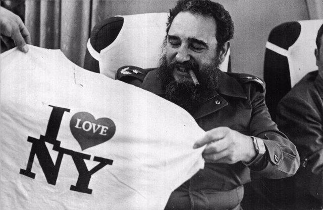 Un viaje con Fidel