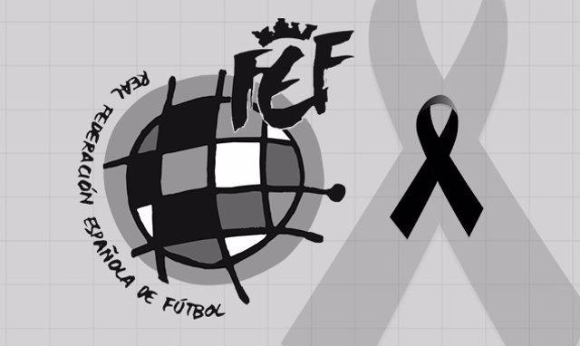 Condolencias de la RFEF