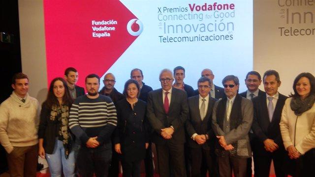 Foto Consejero Acto De Vodafone