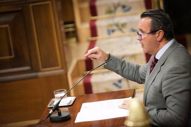 Ignacio Tremiño, diputado del PP