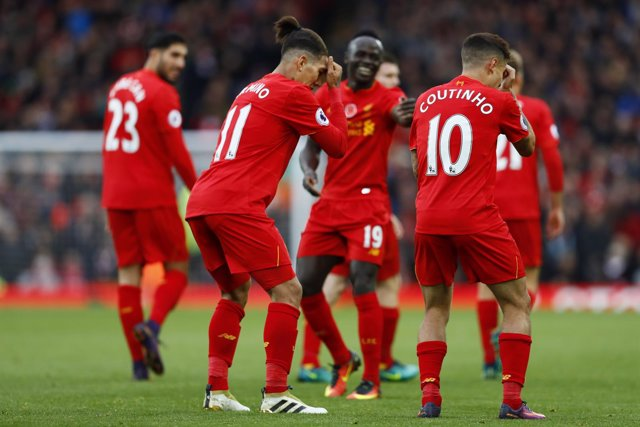 El Liverpool de Jurgen Klopp