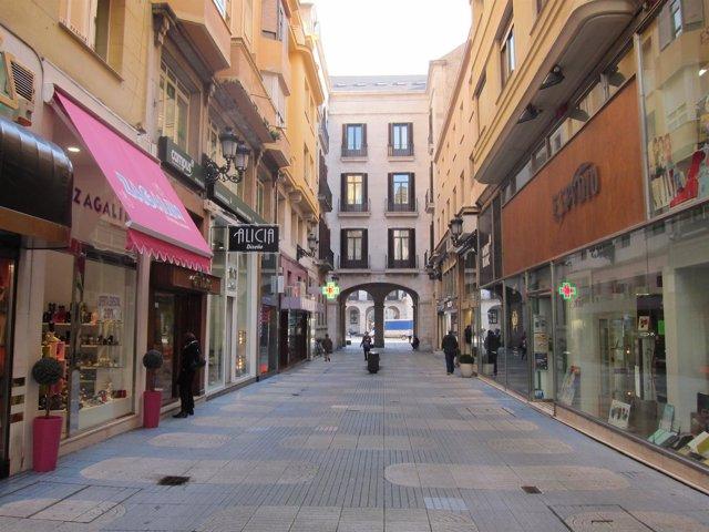 Comercios de Santander