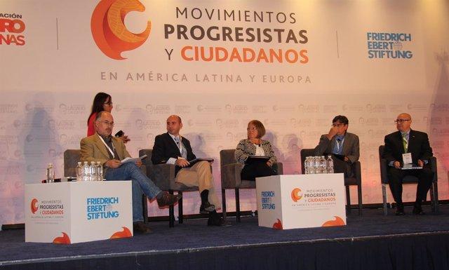 (Con Fotos) Conejo Apuesta En México Por Reinventar La Socialdemocracia Para Gan