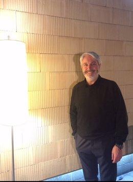 Juan Miguel Sola, propietario del restaurante 'La Manduca de Azagra' de Madrid