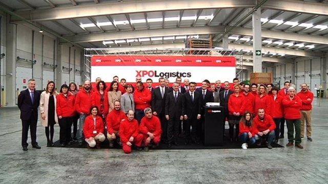 Urkullu en XPO Logistics