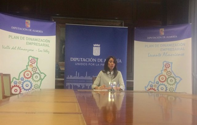 La diputada Carmen Belén López ha calificado de éxito los Planes Empresariales.