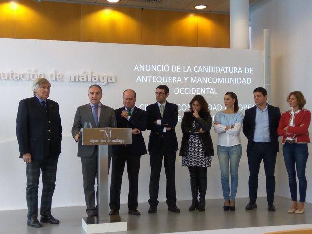 Bendodo del cid barón fernández tapias lupatelli ACES europa deportes candidatas
