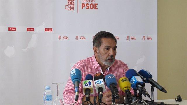 """Nota Psoe Canarias / Rodríguez Fraga: """"Asumo Este Puesto Con Responsabilidad, Ca"""