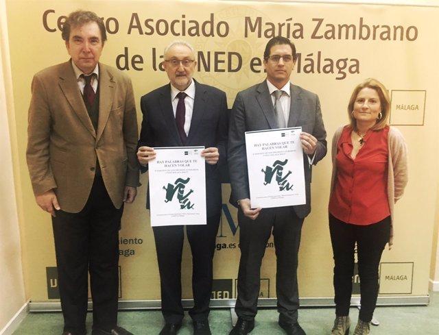 Nota Fundación Unicaja Y Uned Málaga Convocan Ii Premios Literarios