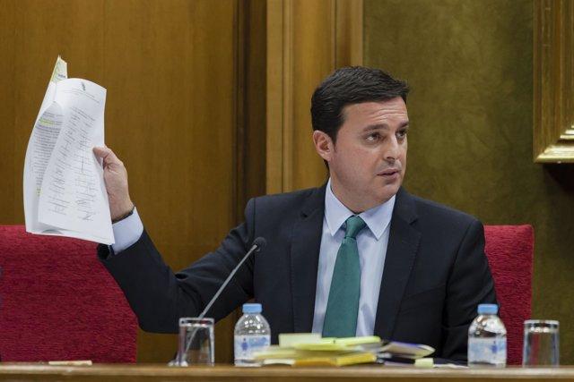 Javier Aureliano García anuncia la continuidad de Galasa.