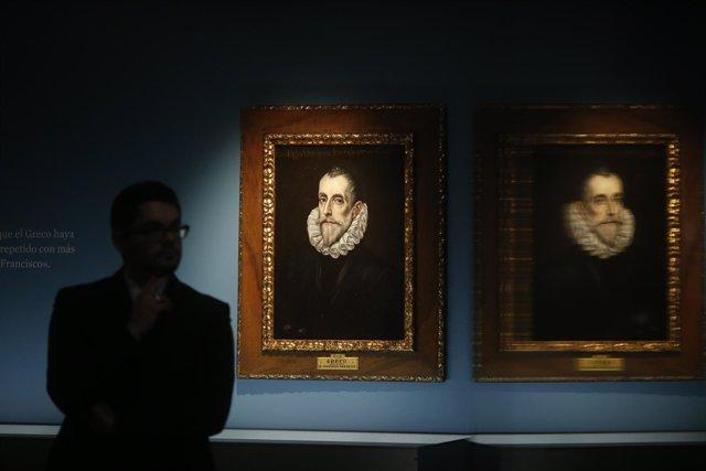 Exposición Manuel B. Cossío, la Institución Libre de Enseñanza y el Greco