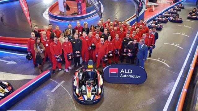 Encuentro de ALD Automotive con profesionales de VO
