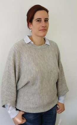 Sara Martín, presidenta del Comité de Empresa de GM España