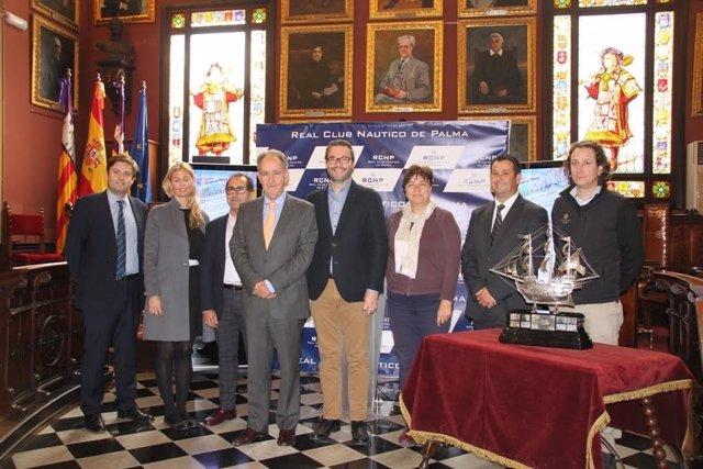 Presentación del LXVI Trofeo Ciutat de Palma de Vela