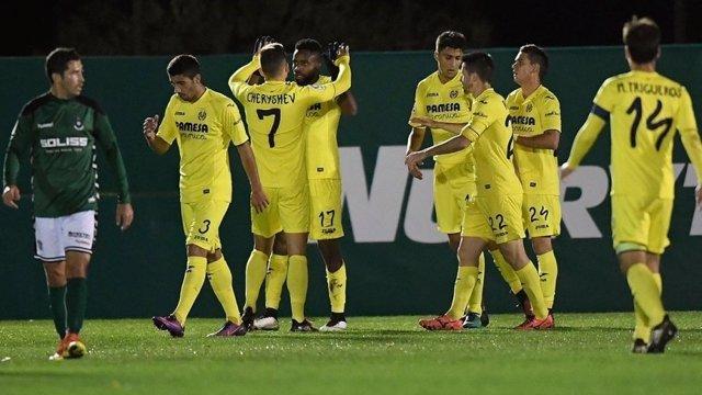 El Villarreal supera al Toledo
